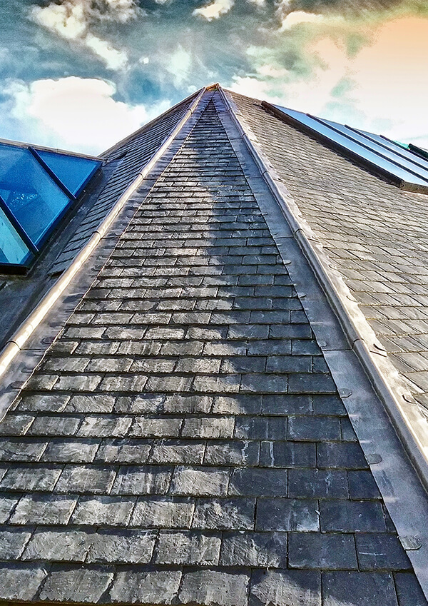 Slate Roofing Installations And Repairs Rooftec Falkirk