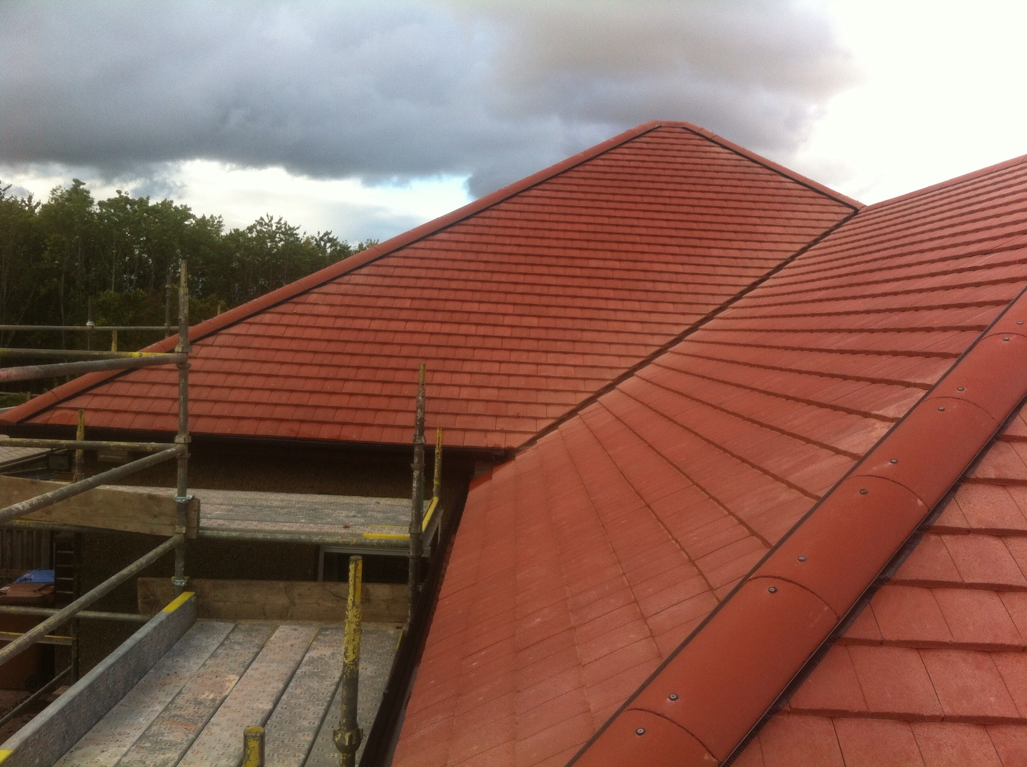 Installation And Repair Of Tile Roofs Rooftec Falkirk